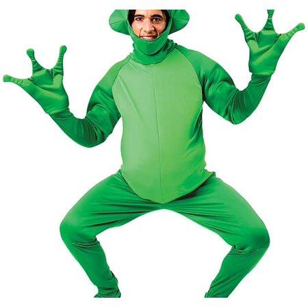 Frog Costume (Frog Adult Costume)