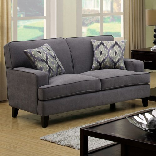 Furniture of America Barnwell Loveseat