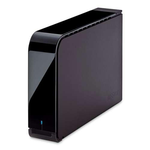 Buffalo HD-LB1.0TU3 1TB External Hard Drive - 1TB, USB 2.0-3.0, TurboPC, Up to 5