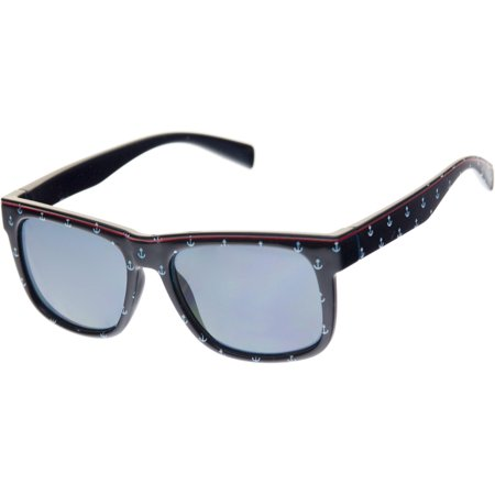 Solargenics Boys Anchor Sunglasses One Size Navy (Solargenics Sunglasses)