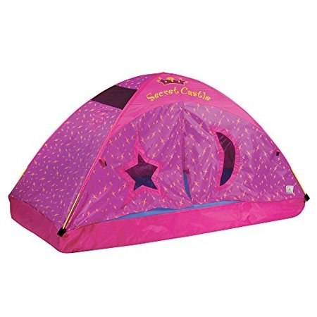 Secret Castel Bed Tent, Twin - Flower Bed Tent
