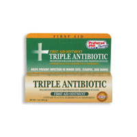 Triple Antibiotic First Aid Ointment - 1 Oz
