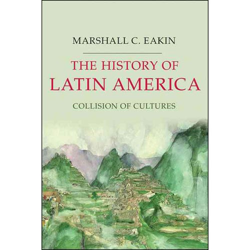 the collision of cultures The history of latin america: collision of cultures (palgrave essential histories series) [marshall c eakin] on amazoncom free shipping on qualifying offers.