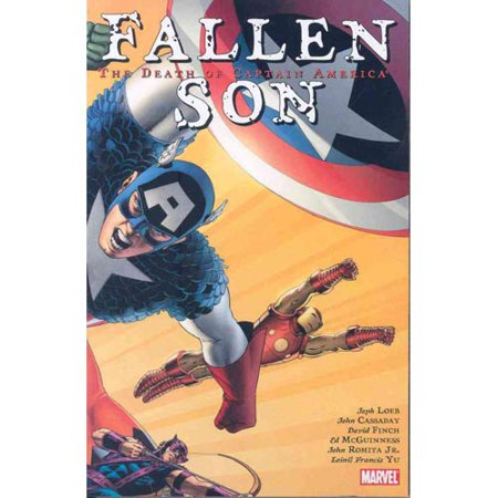 Fallen Son: The Death of Captain America, Jeph Loeb, Ed Brubaker