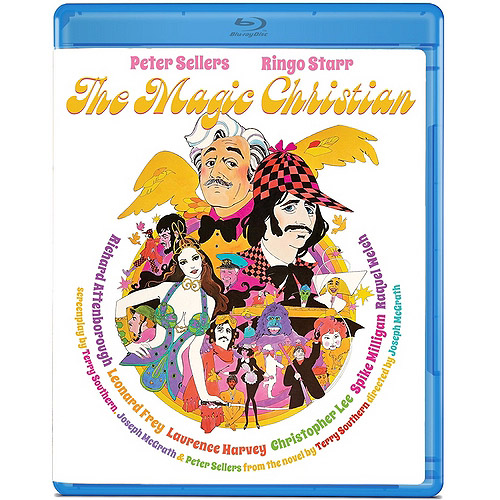 The Magic Christian (1969) (Blu-ray) (Anamorphic Widescreen)