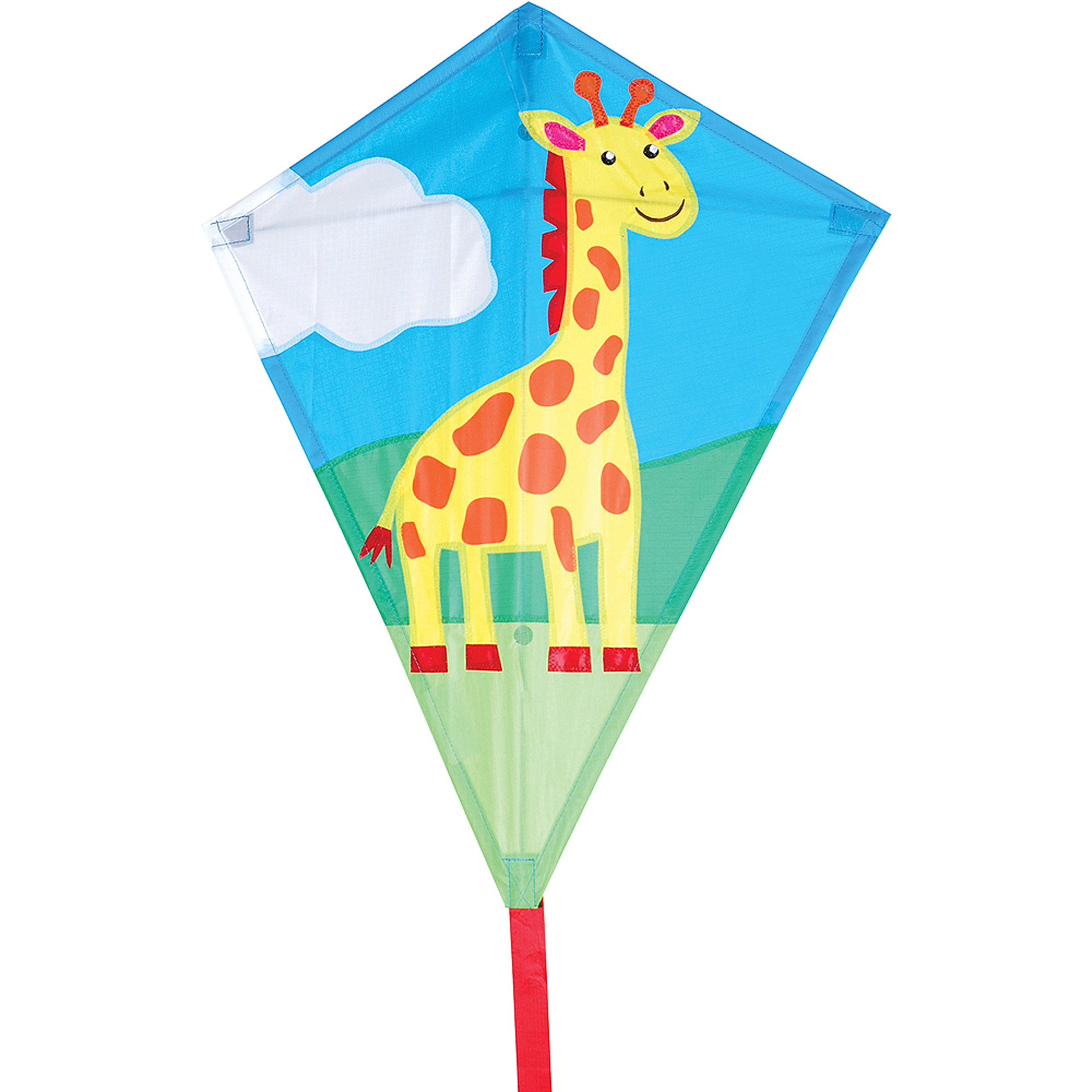 "Premier Designs 25"" Diamond Kite, Jacob Giraffe"