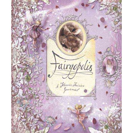 Fairyopolis: A Flower Fairies Journal [With Cards and Envelope and Stone on Cover and Postcard] (Paperback)