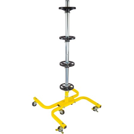 JEGS Performance Products 80388 Tire Stand with Wheels 21 L x 20 W x 42 H Capaci