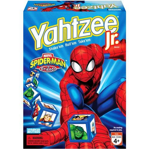 Spiele Spider-Man Yahtzee