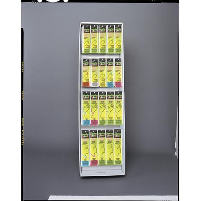 Unique Industries 55001 240 Pieces Party Glow Power Panel No Base in Bracelet Green Pack of 1