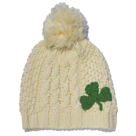 Patrick Francis Cream Kids Shamrock Hat](Ice Cream Hat)