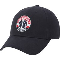 Men's Navy Washington Wizards Mass Basic Adjustable Hat - OSFA