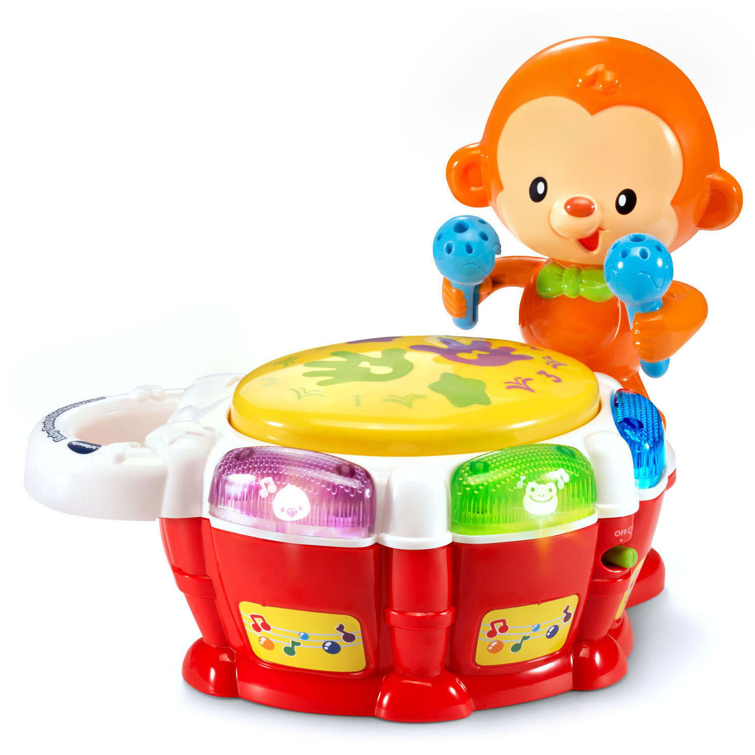 VTech® Baby Beats Monkey Drum™