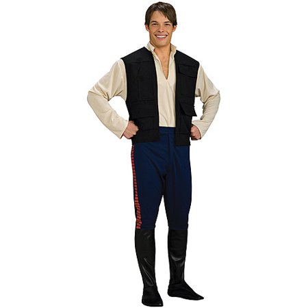 Star Wars Han Solo Deluxe Adult Halloween - Han Solo Costumes