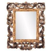 Elizabeth Austin Isaac Rustic Wall Mirror - 28W x 35H in.
