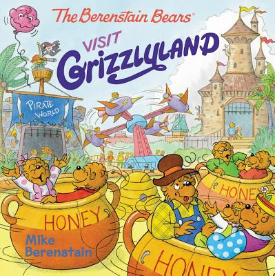 The Berenstain Bears Visit Grizzlyland (Paperback)