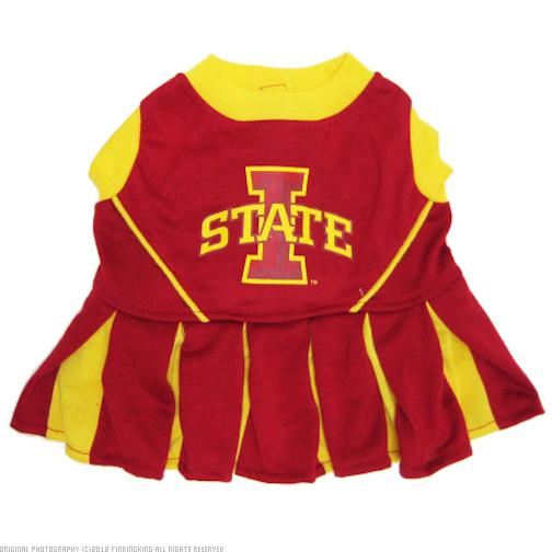 Iowa State Cyclone Cheer Leading MD