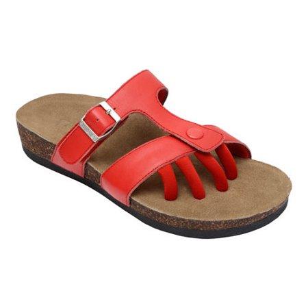 8b86cdbafa05 Wellrox - Wellrox Women s Santa Fe Sedona Wellness Casual Sandals -  Walmart.com