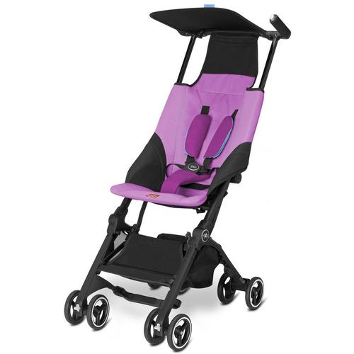 gb Pockit Lightweight Stroller, Posh Pink by GB