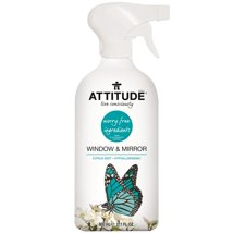 Glass Cleaner: Attitude Window & Mirror Cleaner