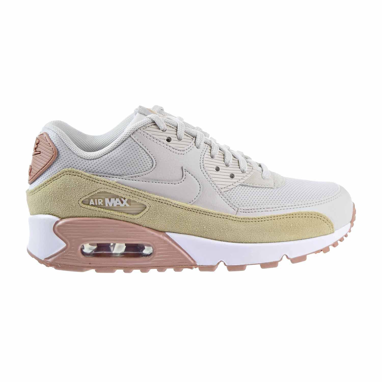 Nike - Nike Air Max 90 Women's Shoes Light Bone/Mushroom 325213-046 - Walmart.com