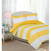 Your Zone Cabana Stripe Comforter Set