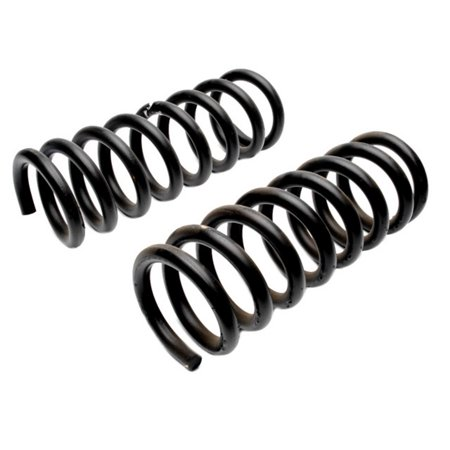 AC Delco 45H0242 Coil Springs, Front (Acdelco Coil Spring)