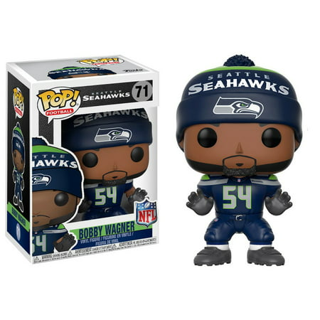 Funko Pop! NFL - Bobby Wagner Seattle Seahawks