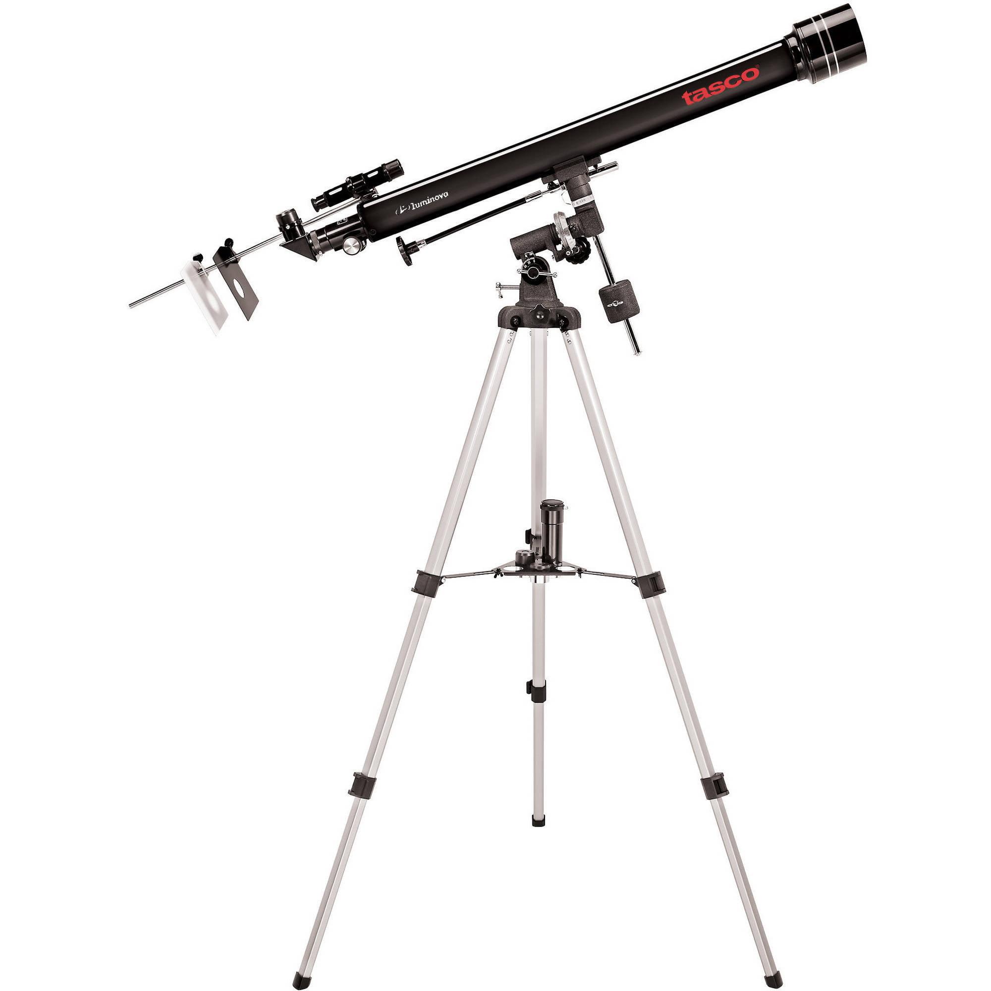Tasco Luminova 60x900MM Refractor Telescope by Tasco