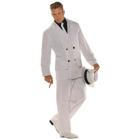 Morris Costumes UR28577 Smooth Criminal Standard Adult Costume](Criminal Costume)