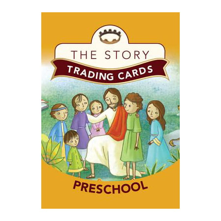 The Story Trading Cards, Preschool - Halloween Preschool Stories