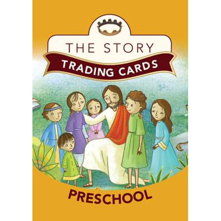 The Story Trading Cards, Preschool for $<!---->