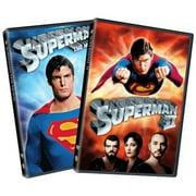 Superman The Movie   Superman II (Walmart Exclusive) by
