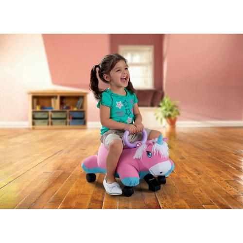Little Tikes Pillow Racers Unicorn Ride-On