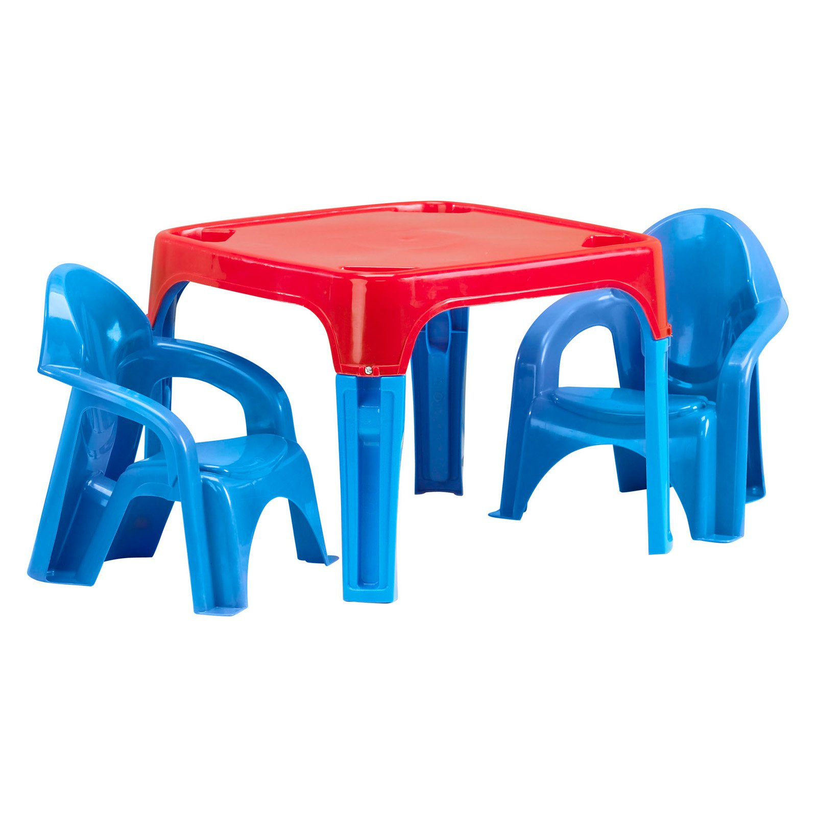 American Plastic Toys Kids Table And Chairs