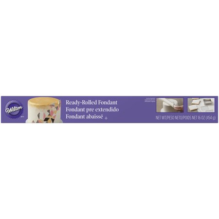 Wilton Ready-Rolled Fondant, 16 - Buy Fondant
