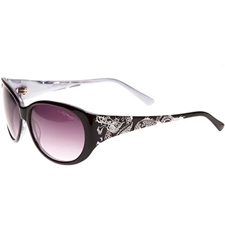 Ed Hardy Big Dragon Sunglasses Gradient 58 16 135 (53 16 135)