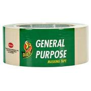 "Duck Brand General Purpose Masking Tape 1.88"" x 60 YD"