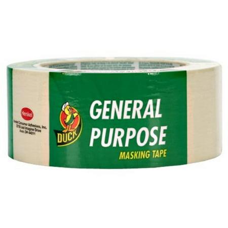Duck Brand General Purpose Masking Tape 1.88