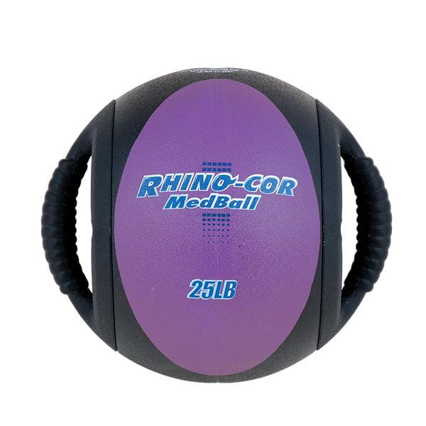 25lb Rhino-Cor® Medicine Ball