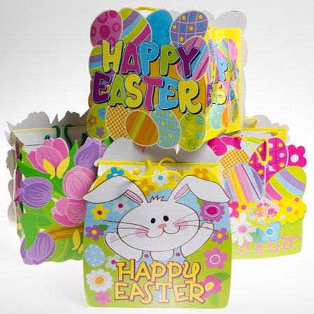 Large easter basket gift bags walmart large easter basket gift bags negle