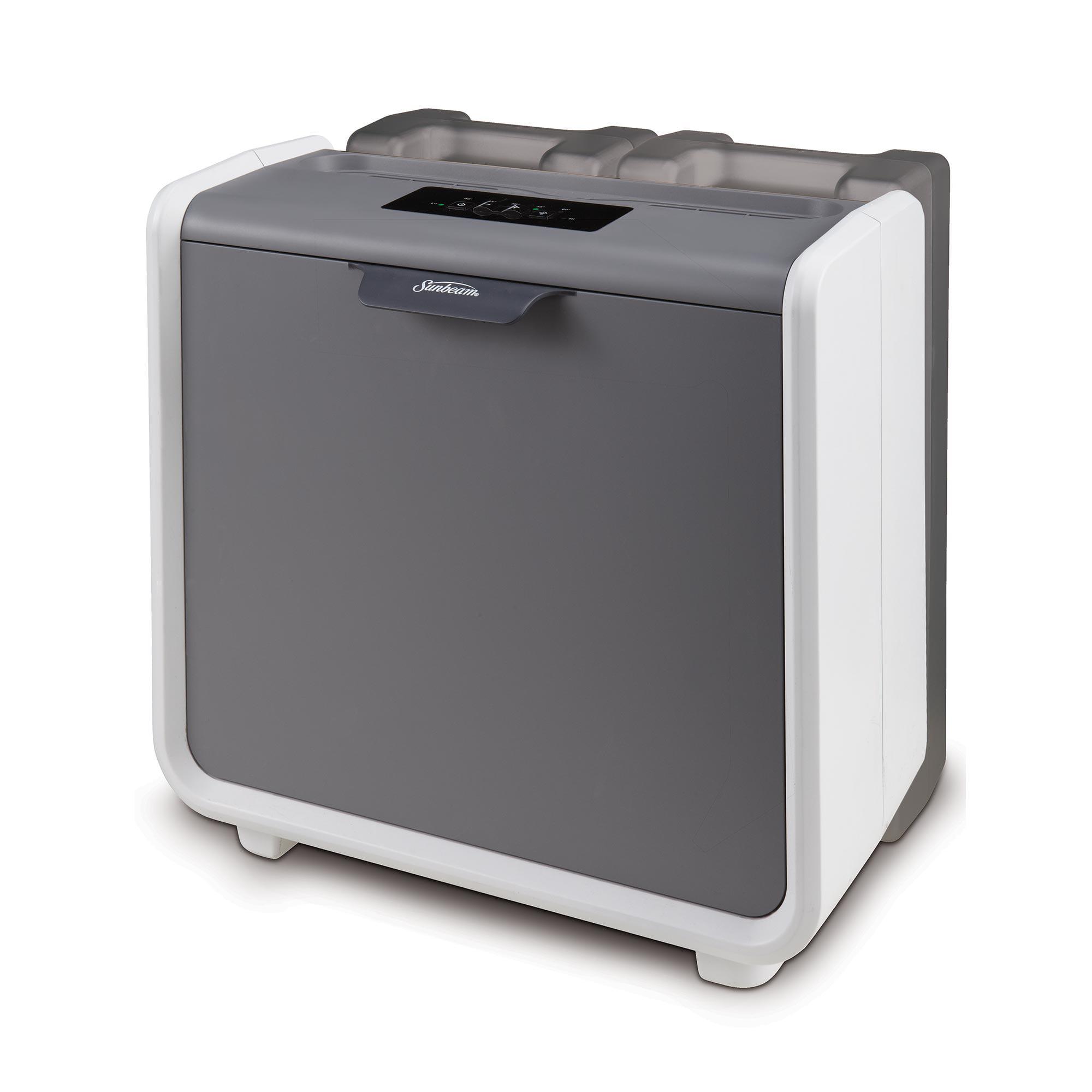 Walmart Humidifier No Filter sunbeam cool mist humidifier (scm3755c-bwm) - walmart