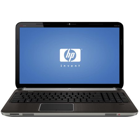 "HP Refurbished Dark Umber 15.6"" Pavilion dv6-1149wm Laptop PC with AMD Quad-Core A6-3400M Processor, 4GB Memory, 640GB Hard Drive and Windows 7 Home Premium"