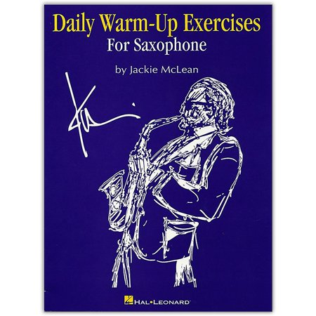 Hal Leonard Daily Warm Ups & Exercises for Saxophone (Daily Warm Ups)