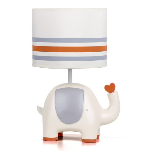 Nature's Purest My First Friend Elephant 16.53'' Table Lamp by Farallon Brands