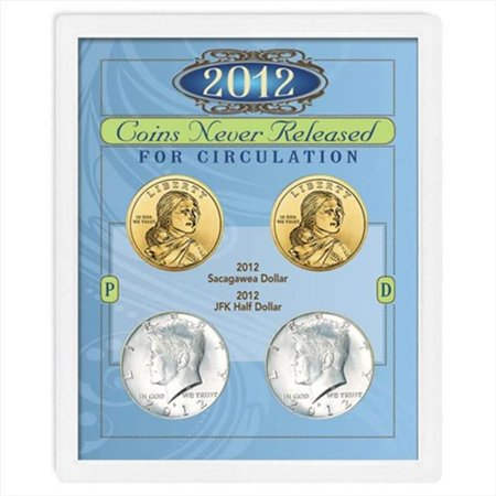 Image of American Coin Treasures 11311 2012 Coins Never Released for Circulation