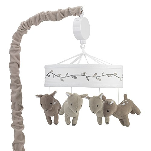 Lambs and Ivy Meadow Collection Musical Mobile by Lambs %26 Ivy