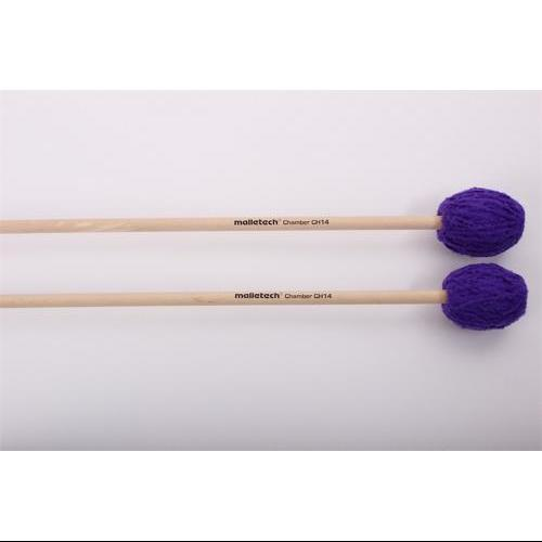 Malletech CH14 Chamber Medium-Hard Marimba Mallets by Malletech