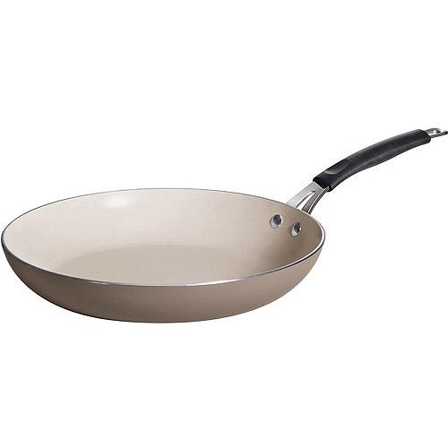 Tramontina Style 12 Porcelain Enamel Earth Tone Non - Stick Fry Pan