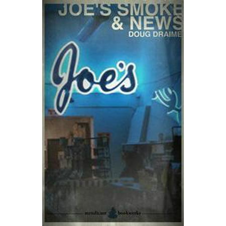 Joe's Smoke & News - eBook - E News Halloween